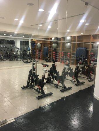 Gym Picture Of Tui Sensimar Cabo Verde Resort Amp Spa