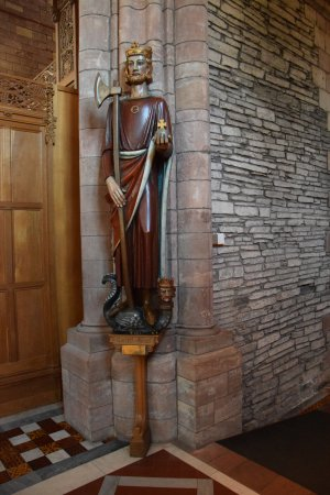 Saint Magnus Cathedral: interno