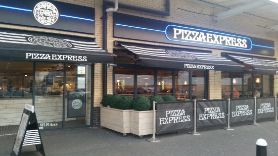 Pizza Express Valley Park Croydon Free Unlimited Parking