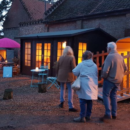 The Egg Shed & The Hen House: Hygge Night!