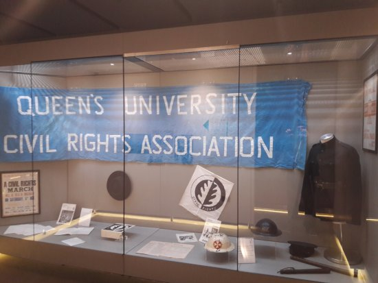 Museum of Free Derry: banner