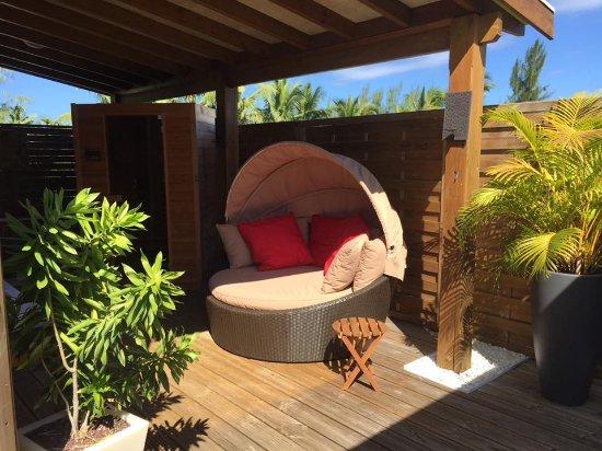 La Saline les Bains, Ile de La Réunion: spa privatisé
