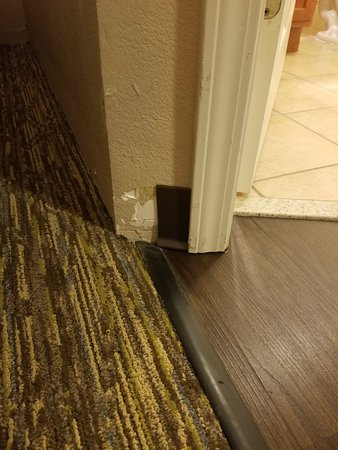 Candlewood Suites Augusta: Poor renovations and poor quality control