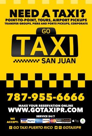 Go Taxi San Juan