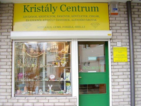 Kristaly Centrum Mineral Shop
