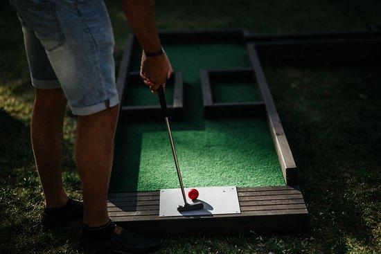 Palanga Summer Park: Mini golf