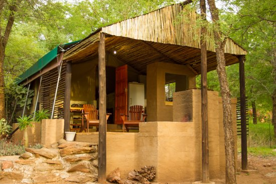Gravelotte, Sudáfrica: Luxury Tent