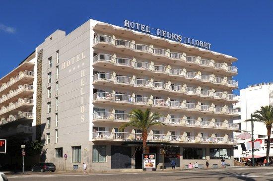Hotel helios lloret de mar espagne voir les tarifs for Hotel a prix bas