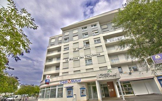 Appart 39 hotel la maison des chercheurs vandoeuvre les for Nancy appart hotel