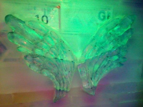 Uberlandia, MG: Asas de anjo