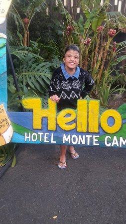 Birri, Коста-Рика: Disfrutando un hermoso dia