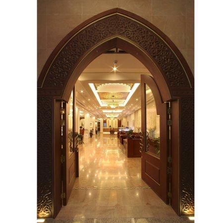 The Platinum: Main Entrance