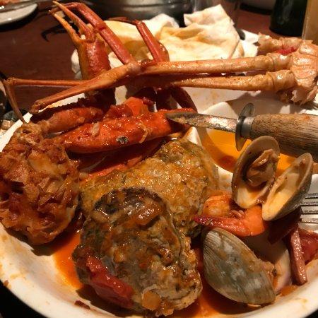 Noisy Oyster Restaurant Menu
