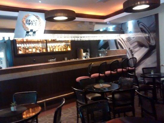 Hotel Novo Mundo: Bar