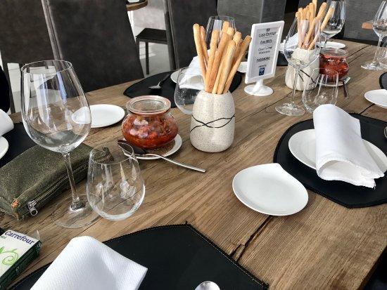 Ristorante La Credenza Orbassano : Casa format restaurant orbassano turin italy the yum list