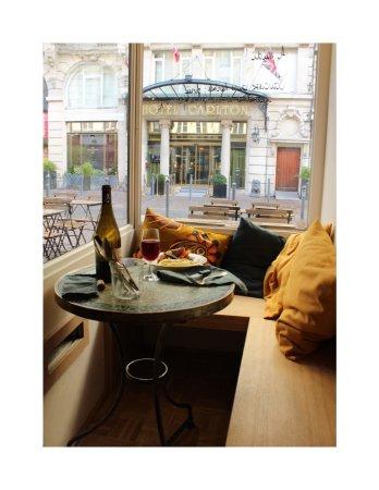 Le pr sentoir lille restaurant avis photos tripadvisor - Restaurant carte sur table cavaillon ...