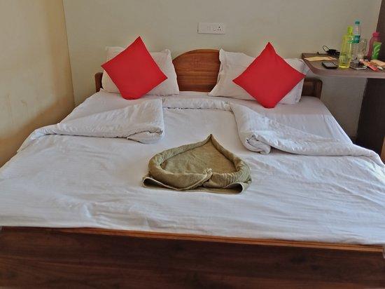 OYO 3670 near Marine Drive Road: Double bed room