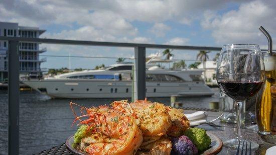 Oria Osteria Terrazza Fort Lauderdale Menu Prices