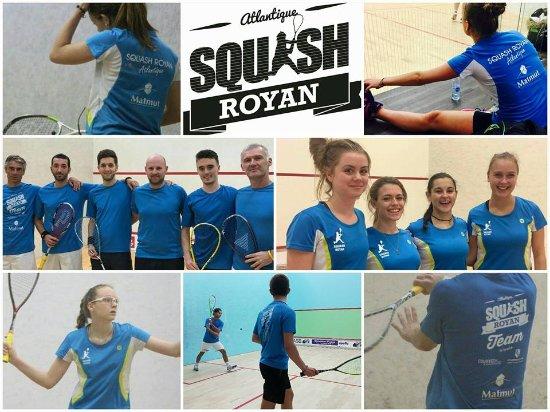 Squash Royan Atlantique