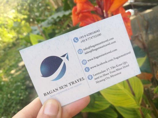 Bagan Sun Travel Photo