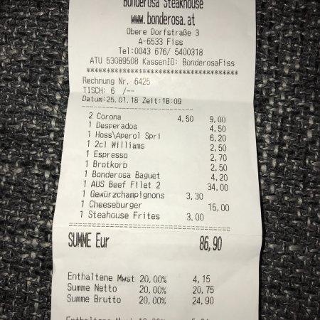 Steakhouse Bonderosa: photo2.jpg