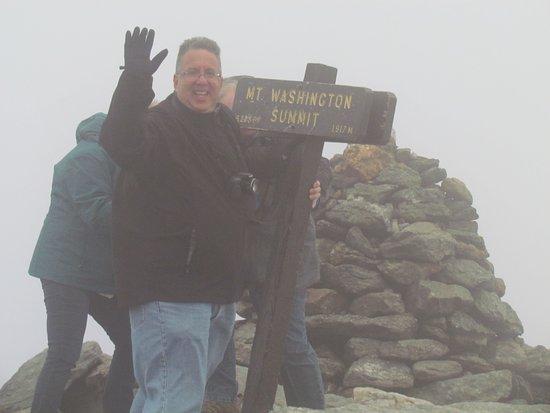 Bretton Woods, Νιού Χάμσαϊρ: Summit of Mt. Washington