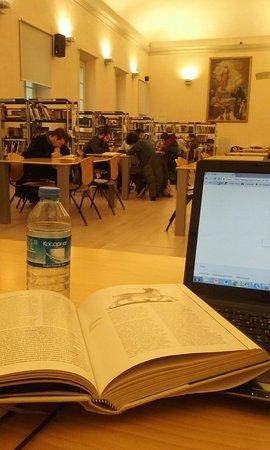 Montichiari, Italy: Good study place