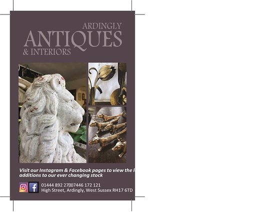 Ardingly Antiques & Interiors