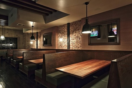 Local Kitchen Booth Seating - Picture of Local Kitchen The ...
