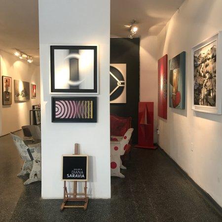 Galeria Diana Saravia
