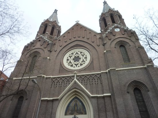 Basilica Parroquia La Milagrosa