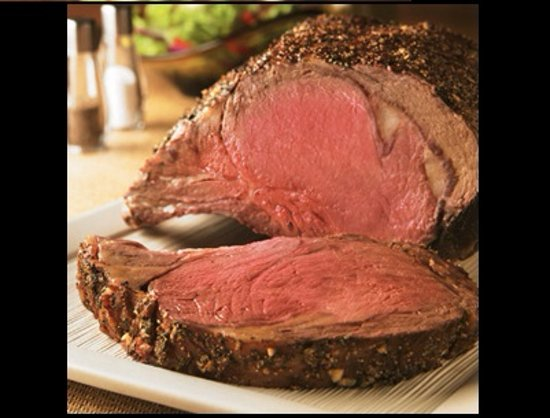 Princeton, MN: House Roasted Prime Rib
