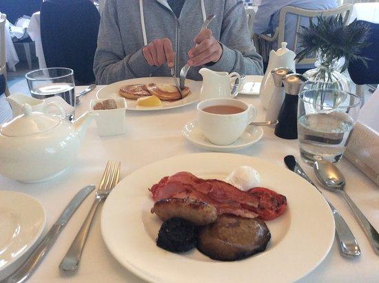 Hotel Tresanton: Breakfast