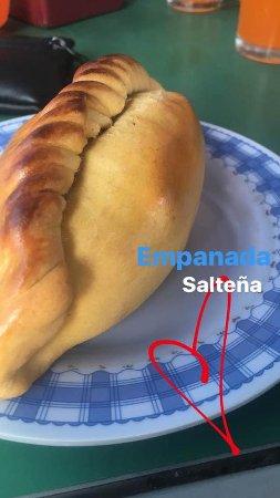 Salteñas y empanadas Caupolicán