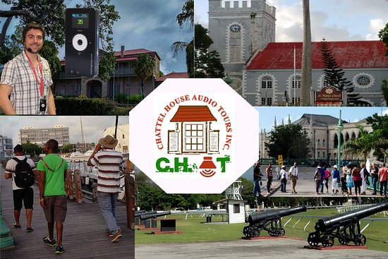 Chattel House Audio Tours Inc.