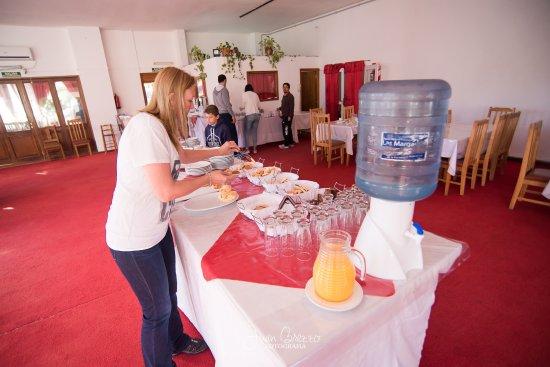 Hotel Sol Del Sur: Salón desayuno