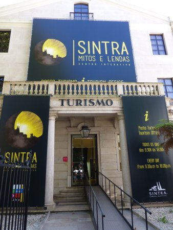 oficina de turismo de sintra picture of posto de turismo