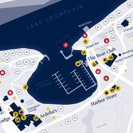 Vergennes, VT: Property Map