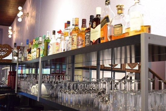 ShriGanesh Restaurant: Wide range of wine