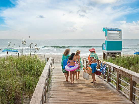 Wilmington, NC: Carolina Beach Boardwalk