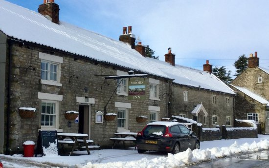 Appleton le Moors, UK: The Moors Inn in the Sow.