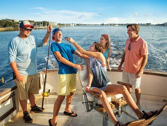 Carolina Beach Fish Tales