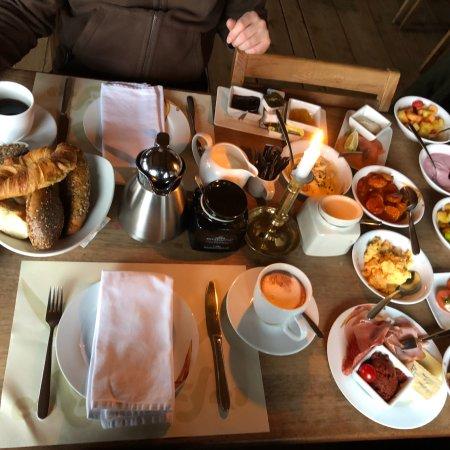 Sansibar : Frühstück