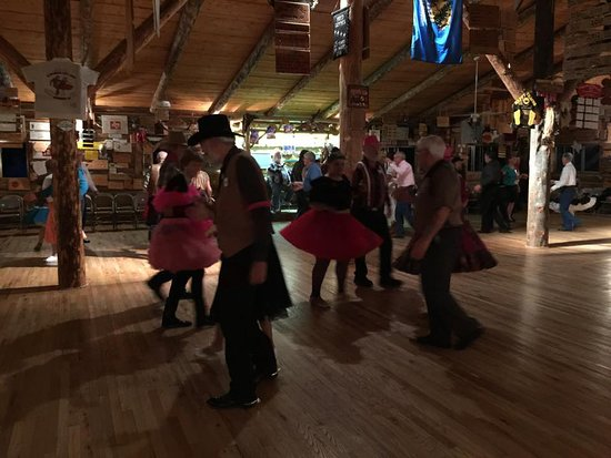 South Fork, CO: Ready for some Square Dancing?