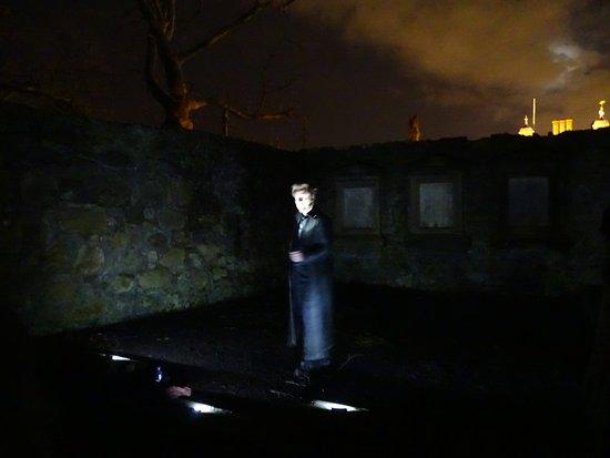 Edinburgh Ghost Tours Reviews