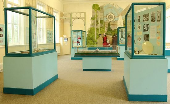 Crystal Palace Museum