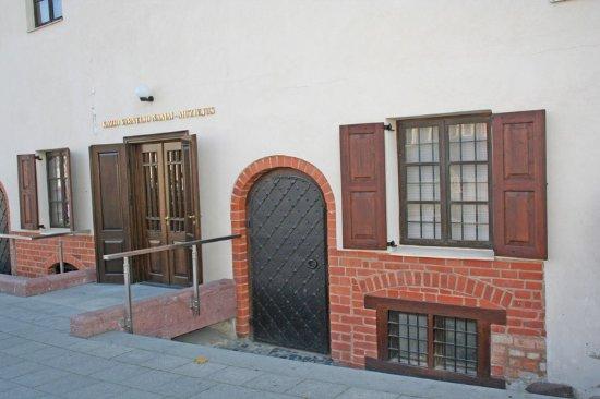 Kazys Varnelis House-Museum