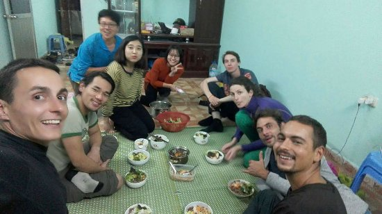 Bo bun party - Picture of Vietnamese Cooking Class and