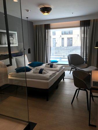 Normales Zimmer vor Upgrade
