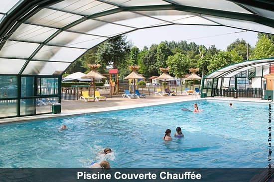 Yelloh village le talouch 4 roquelaure for Village vacances piscine couverte chauffee
